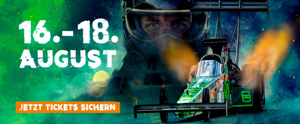 NitrOlympX - Drag Racing @ Hockenheimring | Hockenheim | Baden-Württemberg | Deutschland
